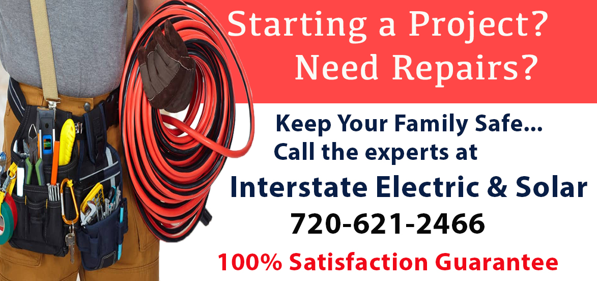 call the electrical experts 720-621-2466